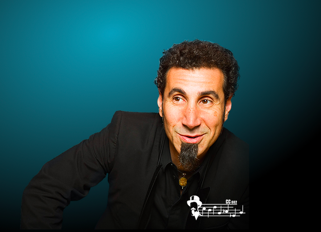7 Notes Music Challenge - by Serj Tankian